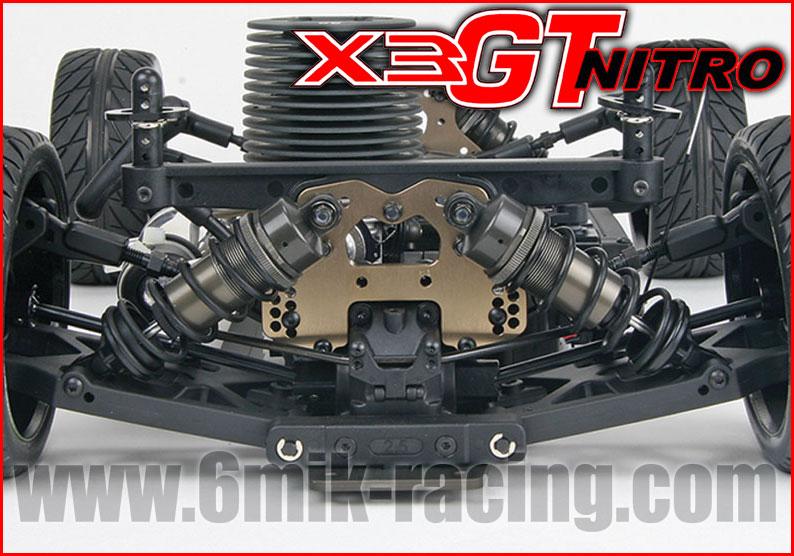 HONG NOR – X3 GT NITRO | 6MIK