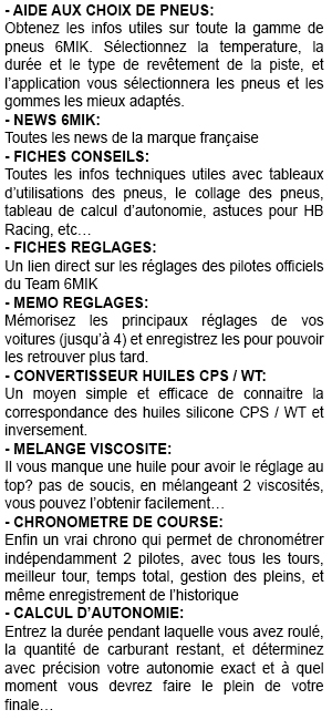 conditions d'utilisations HD